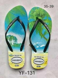 Havaianas replica sizes in th picture