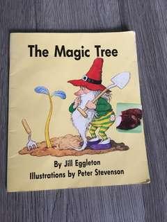 The magic tree book