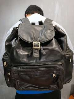 Leather Bag Pack