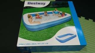 Bestway kids swimming pool