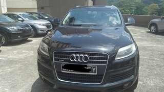 Audi Q7 3.6A SUV