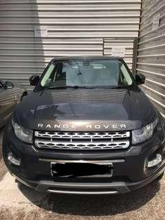 Range Rover Evoque 2.0A