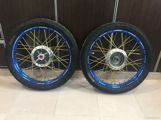 Rim aloy thai ( tubeless)