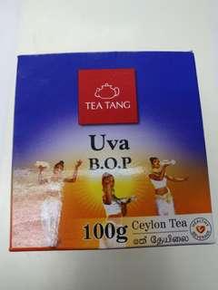 全新錫蘭茶