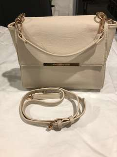 Cream/Neutral Colette Cross Body