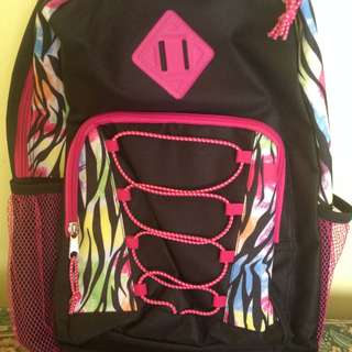 brandnew imported backpack for girls
