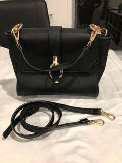 Black Colette Cross Body