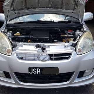 2008 myvi EZi 1.3 auto