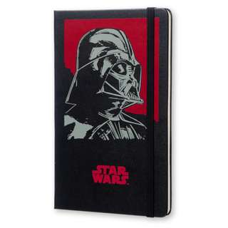 🆕 Moleskine Star Wars Limited Edition Notebook