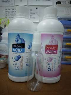 Kangen water strong acid & beauty water