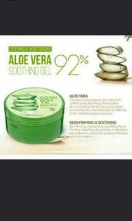 Authentic Nature Republic Aloe Vera Soothing Gel