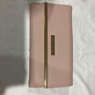 Pink Colette Travel Wallet