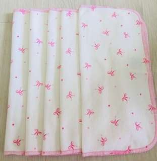 Baby Washcloth/ Baby Handkerchief/ Baby Face towel