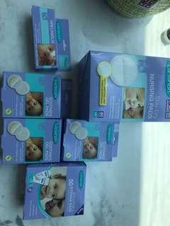 Lansinoh breastfeeding set