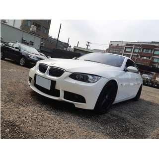 FB搜尋【阿彥嚴選認證車-Yencar】'08年BMW 335i、進口車、可全貸、無待修、中古車、二手車