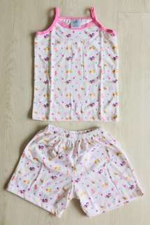 Baby Top & Short Large