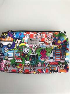 Jujube sushi car be quick with Long strap