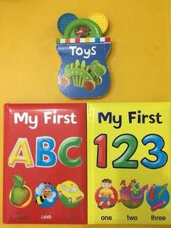 3 set of children books