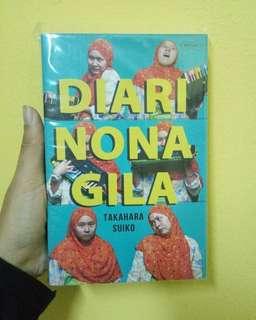 Books| Diari Nona Gila