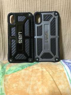 IPhone X UAG case