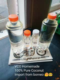VCO Homemade From Balikpapan