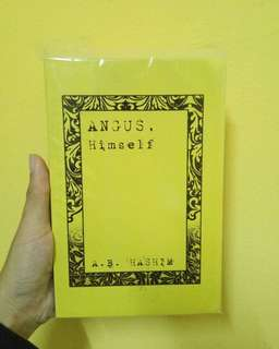 Books| ANGUS, Himself