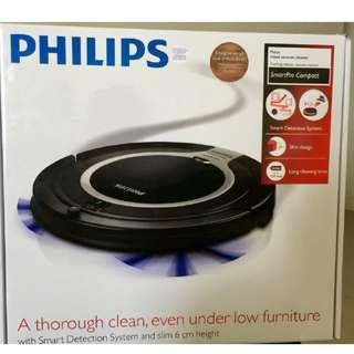 Philips Robot Vacuum Cleaner-Brand New