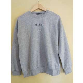 Mind? Sweater (Korean Style) AWPH