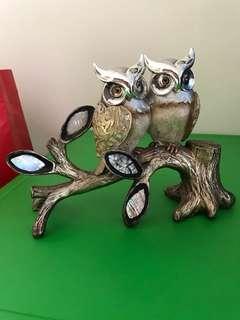 Hiasan rumah owl