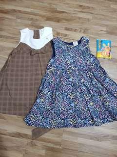 Girl's Clothes x 7 Pcs