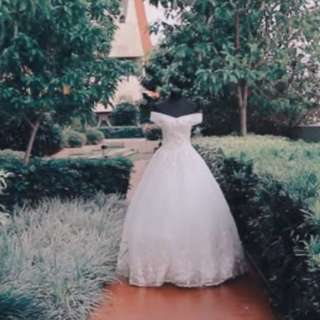 Wedding Gown (2-tone)