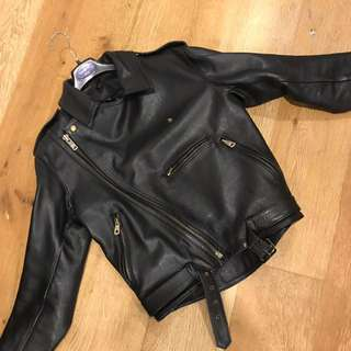 Real leather Motorcycle Jacket