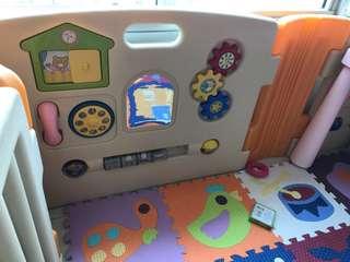 Baby playpen (with door) JTC brand