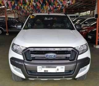 2016 Ford Ranger Wildtrak MT