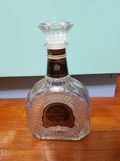 Vintage Johnnie Walker Bottle