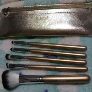 Authentic SUESH Makeup brushes