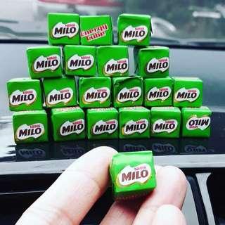 Nestle Milo Energy Cubes