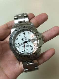 SALE!! PRICE DROP! Rolex Explorer II