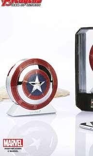 Marvel 美國隊長 7800mAh & 藍牙喇叭 重低音 全新未拆盒