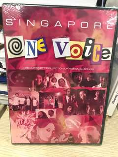 Singapore One Voice: Complete Collection of National Songs