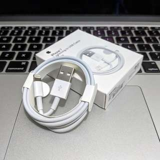 Original Apple Lightning To USB Cable (New)