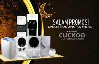 Cuckoo Promosi Raya