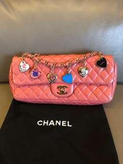 Chanel 情人節特別版classic bag