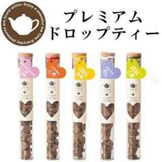 🇯🇵日本TOWA心形試管茶葉