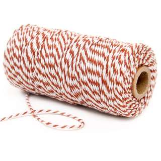 Cotton Bakers Twine 100 Yards – Brown