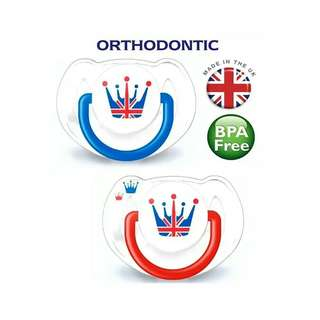 Philips Avent Orthodontic Soother