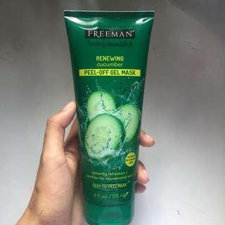 Freeman Renewing Cucumber Peel Off Gel