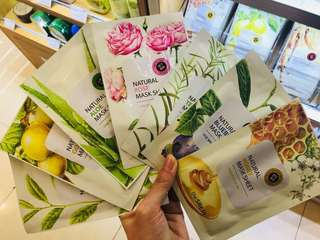 Ready Stock Masker The Saem Ori