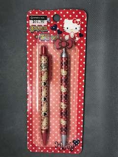 Hello Kitty Pen & Mechanical Pencil Set