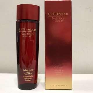 ✨全新包郵✨Estee Lauder 紅石榴亮肌抗氧活膚水 ( 滋潤保濕 ) 200ml